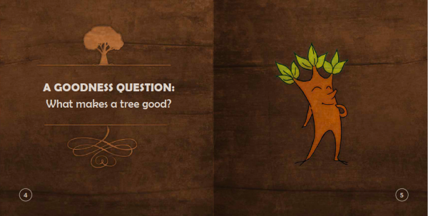 "EarthHero - ""The Tree of Goodness"" Children's Book - 3"