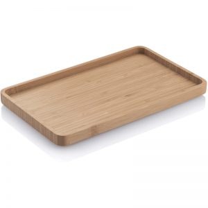 EarthHero - Modern Bamboo Appetizer Serving Tray - 1