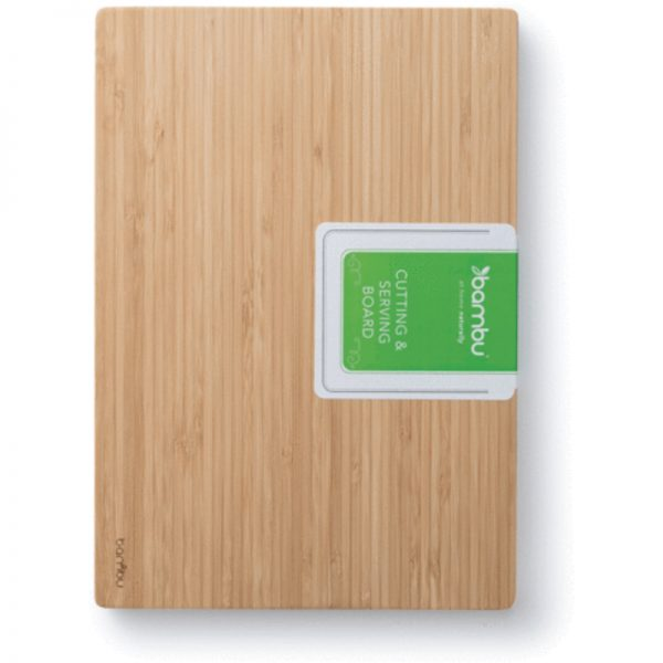 EarthHero - Modern Bamboo Appetizer Serving Tray - 6
