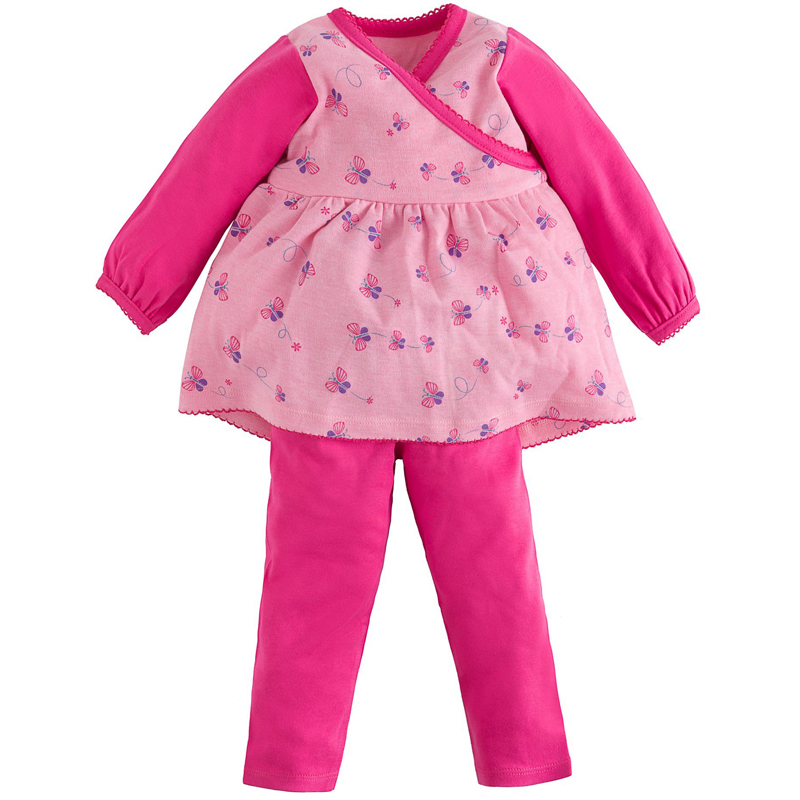 EarthHero - Bella Butterfly Toddler Outfit 1