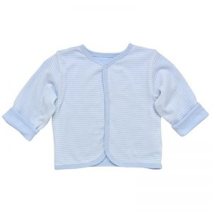 EarthHero - Reversible Blue Baby Sweater 1