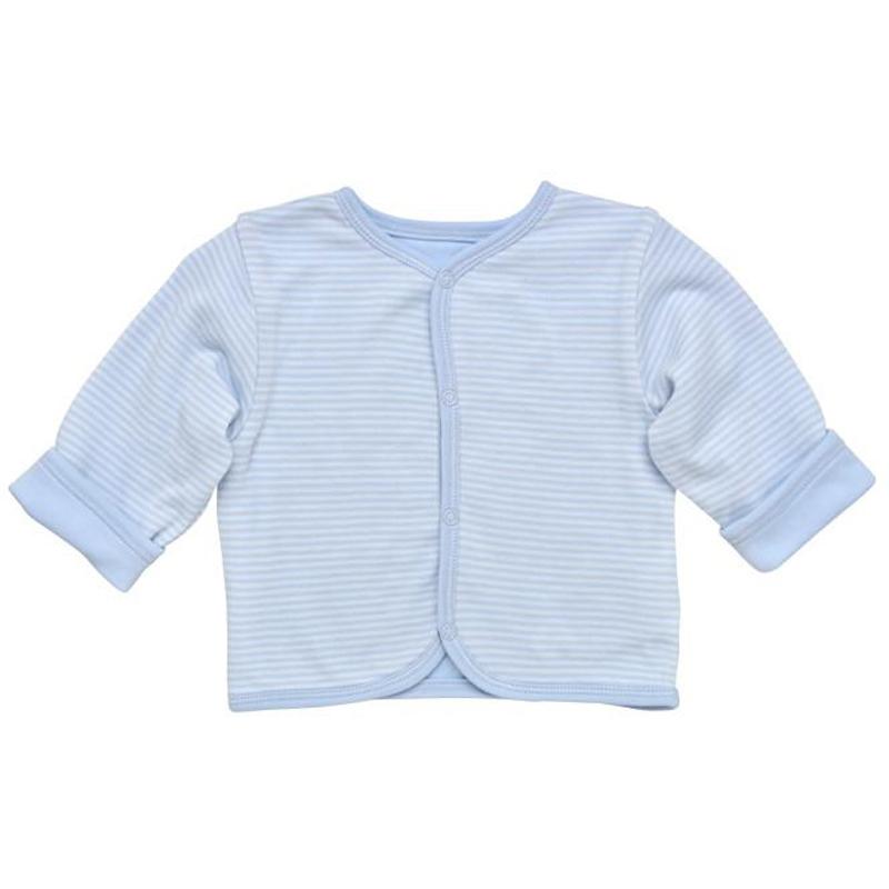 EarthHero - Reversible Blue Baby Sweater 1