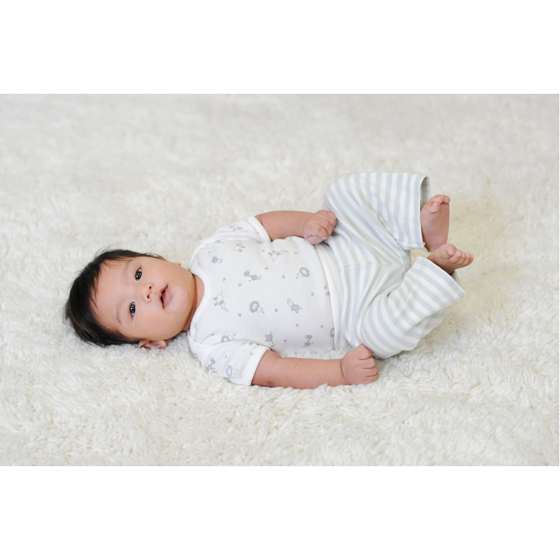 EarthHero - Roll Waist Baby Pants 2