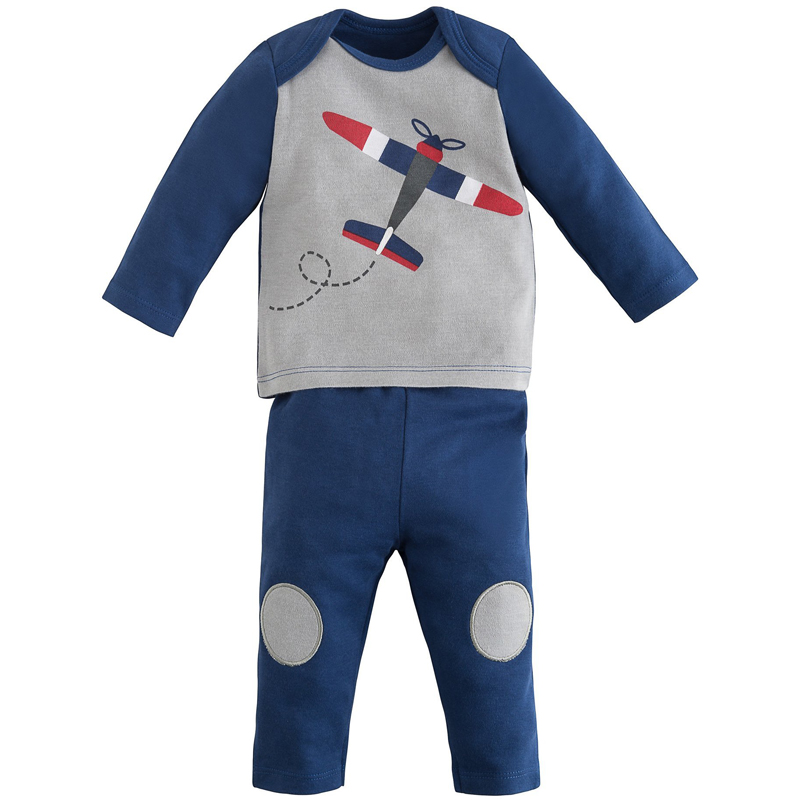 EarthHero - Twilight Planes Baby Outfit 1