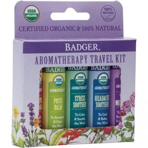 EarthHero - Organic Aromatherapy Travel Kit - 5pk 1