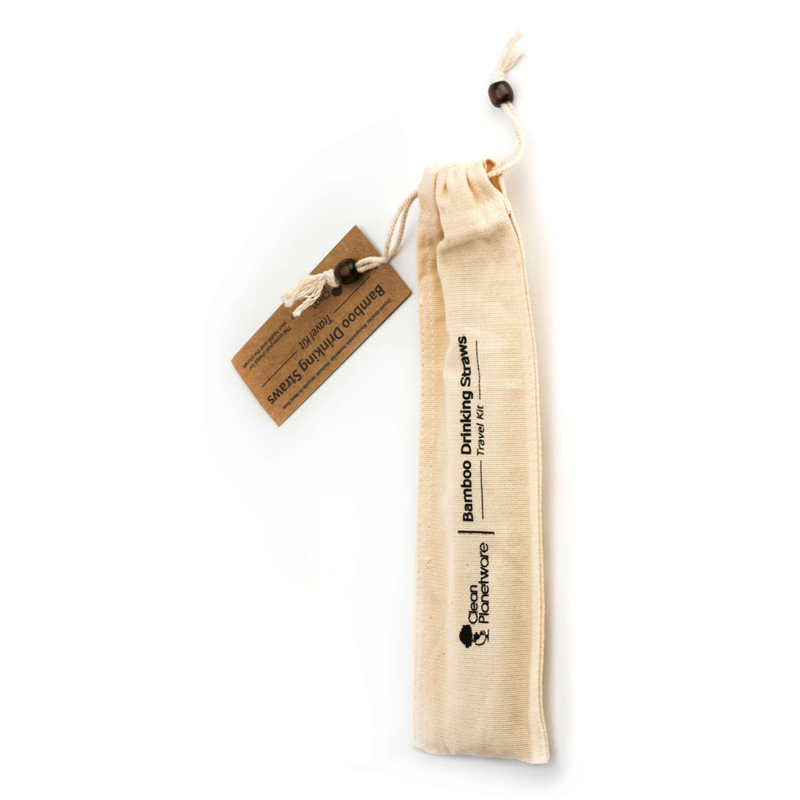 EarthHero - Bamboo Straw Travel Kit - 2