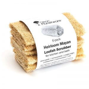 EarthHero - Heirloom Mayan Loofah Scrubbers (6pk) - 1