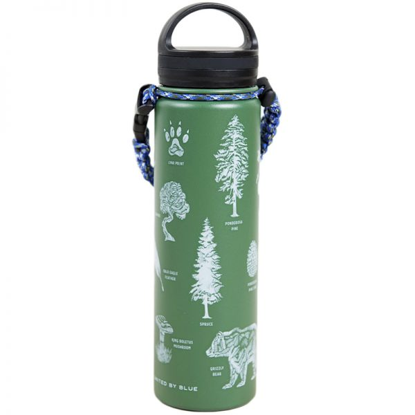 EarthHero - Field Guide Stainless Steel Water Bottle - 22oz - 1