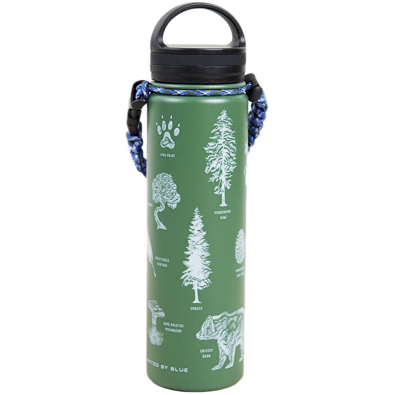 EarthHero - Field Guide Stainless Steel Water Bottle - 22oz - 1