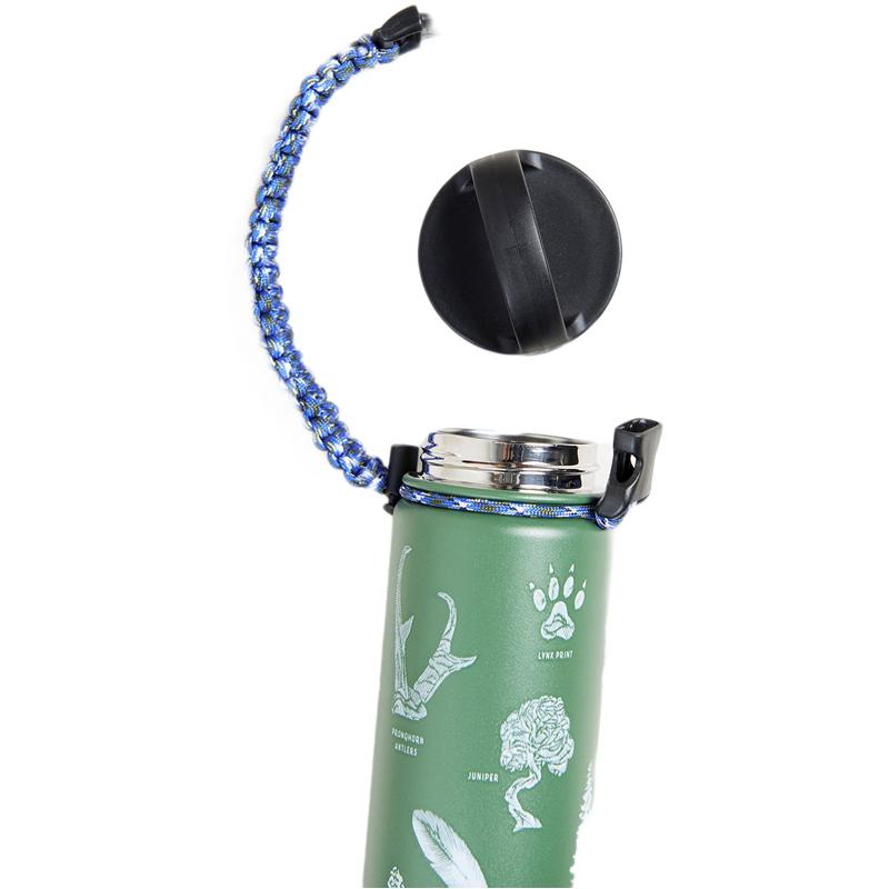 EarthHero - Field Guide Stainless Steel Water Bottle - 22oz - 5