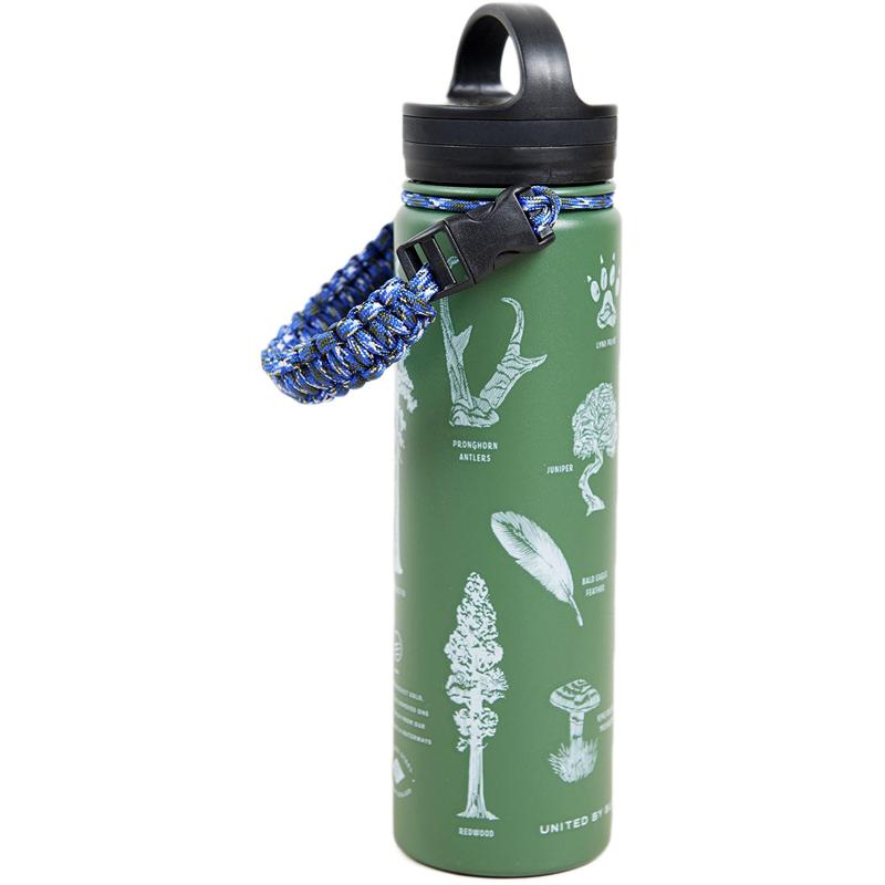 EarthHero - Field Guide Stainless Steel Water Bottle - 22oz - 3