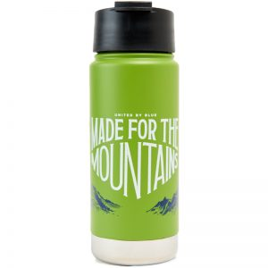 EarthHero - Made for the Mountains Insulated Travel Mug - 16oz - 1