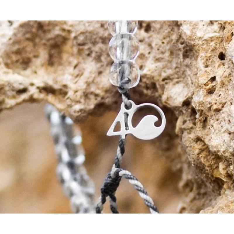EarthHero - 4Ocean Recycled Manatees Bracelet 2