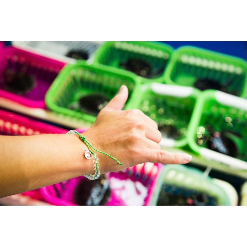 EarthHero - 4Ocean Recycled Sea Turtles Bracelet 2