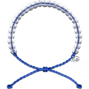 EarthHero - 4Ocean Recycled Signature Blue Bracelet 1