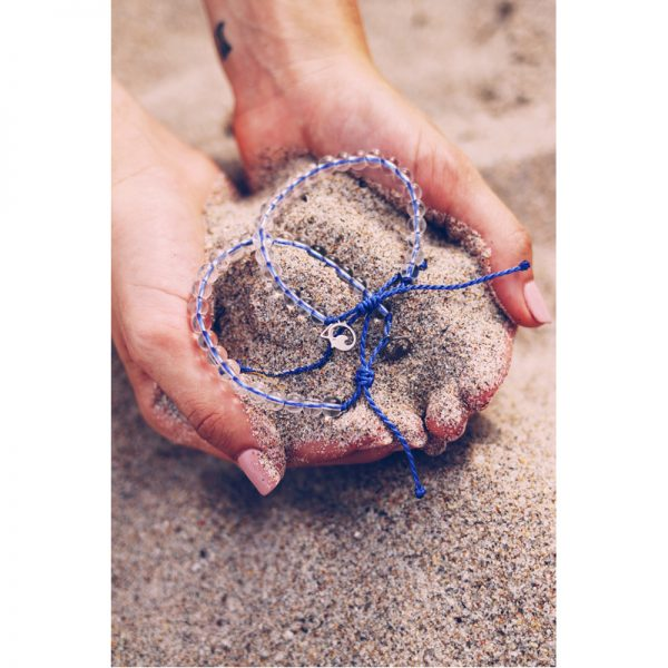 EarthHero - 4Ocean Recycled Signature Blue Bracelet 3