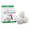 EarthHero - Wool Dryer Balls - 4pk 1