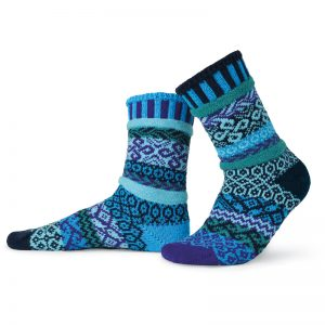 EarthHero - Water Crew Cut Solmate Socks