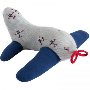 EarthHero - Organic Airplane Plush Toy - 1