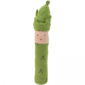 EarthHero - Organic Asparagus Plush Toy - 1