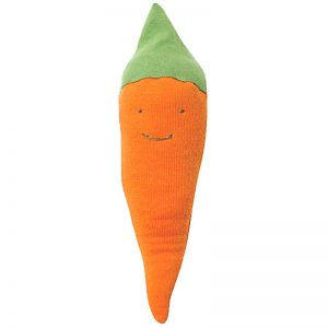 EarthHero - Organic Carrot Plush Toy - 1