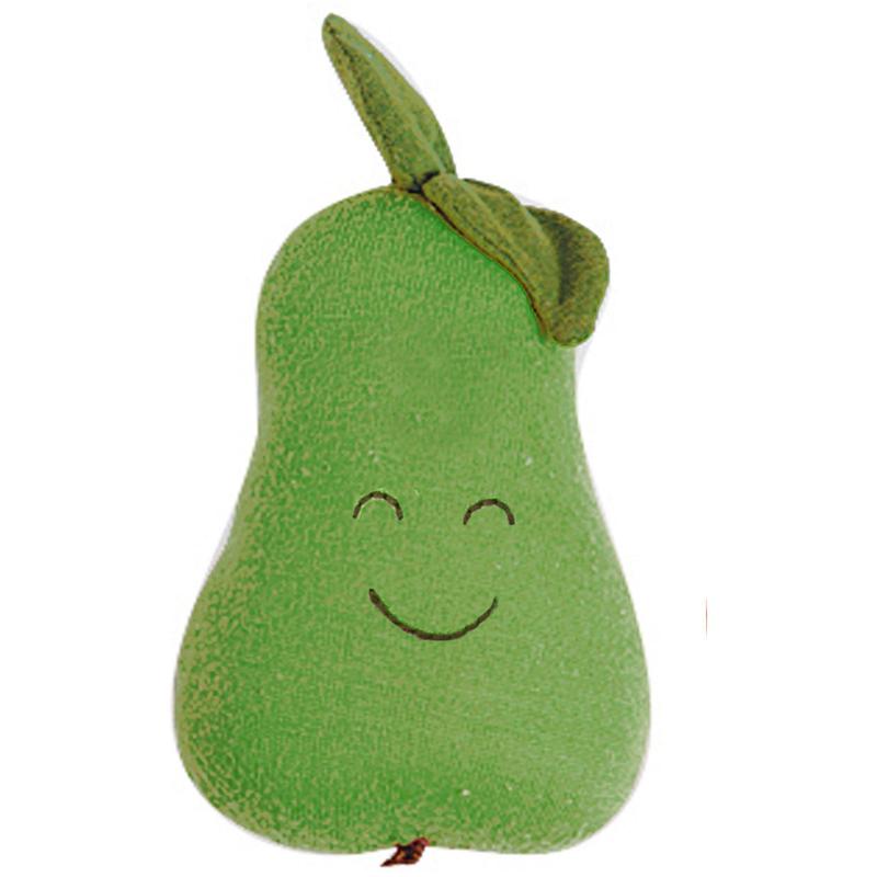 EarthHero - Organic Pear Plush Toy - 1