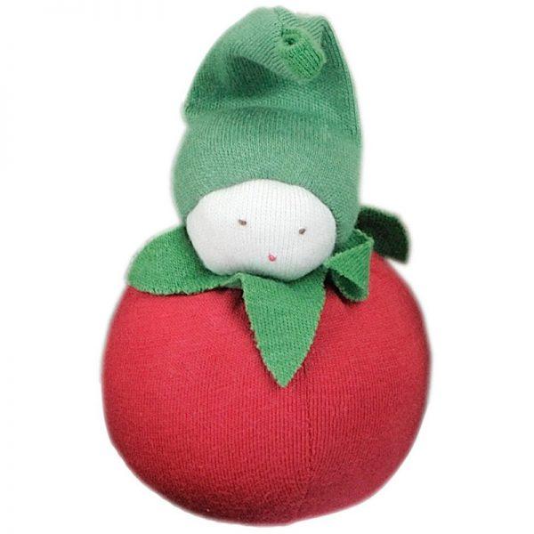 EarthHero - Organic Tomato Plush Toy - 1
