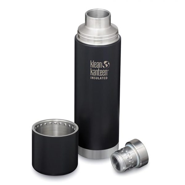 EarthHero - Klean Kanteen Insulated TKPro Thermos - Shale Black - 32 oz