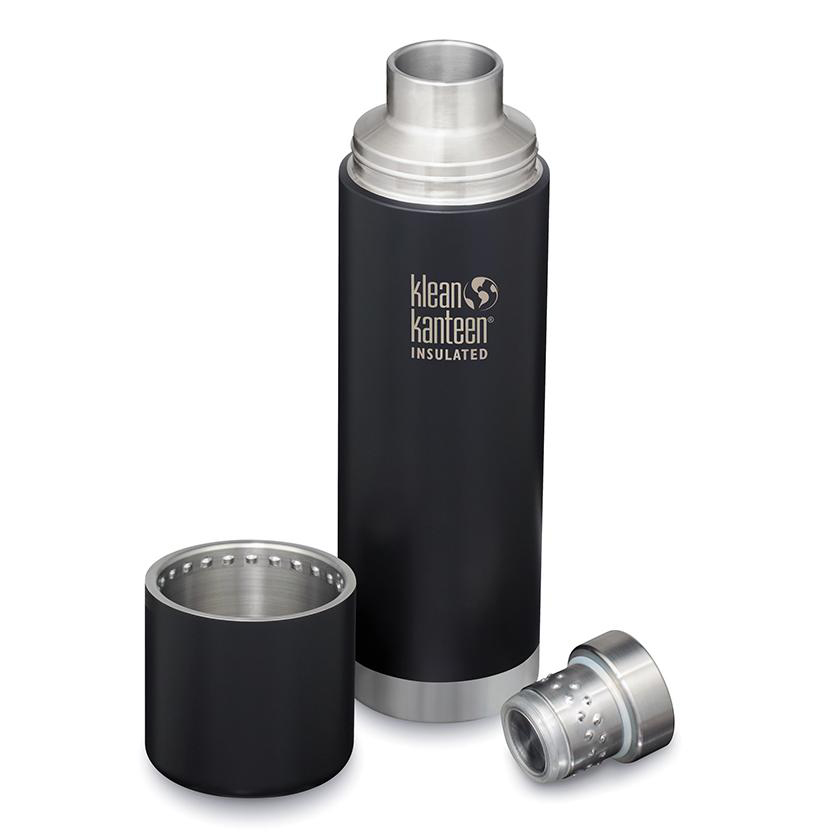 EarthHero - Klean Kanteen Insulated TKPro Thermos - Shale Black - 32 oz