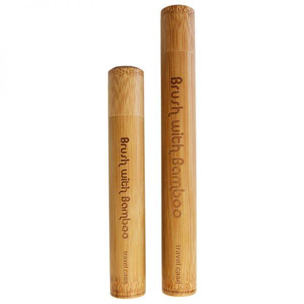EarthHero - Bamboo Toothbrush Travel Case - 2