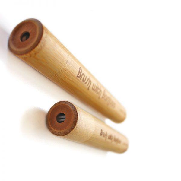 EarthHero - Bamboo Toothbrush Travel Case - 4