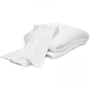 EarthHero - Organic Percale Pillow Shams - White