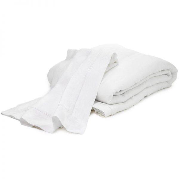 EarthHero - Organic Percale Pillow Shams - White