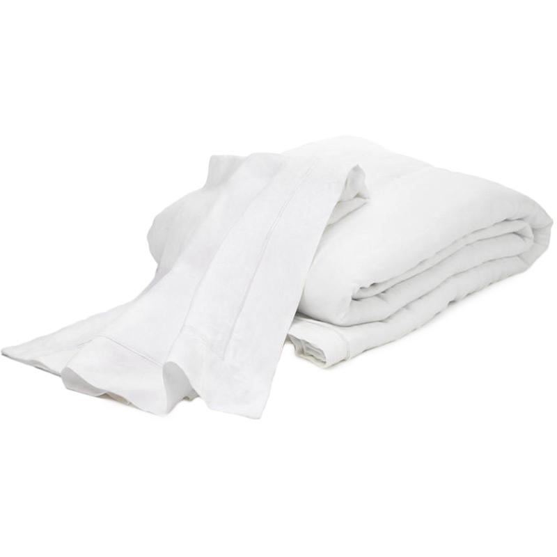 EarthHero - Organic Plain Pillow Shams - White