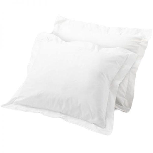 EarthHero - Organic Plain Pillow Shams - 2