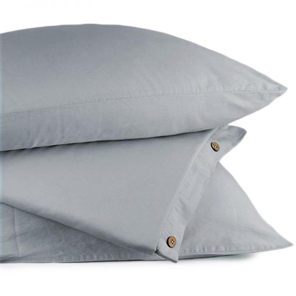 EarthHero - Organic Percale Pillow Cases - 2