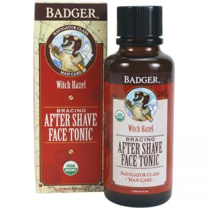 EarthHero - Organic Aftershave Face Tonic 4oz 1