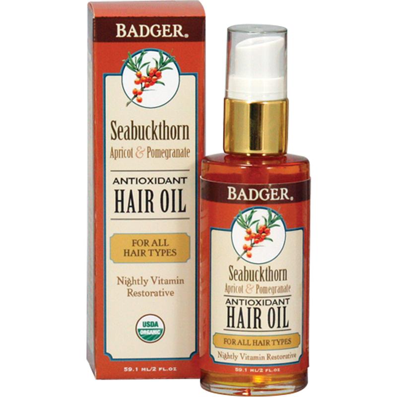 EarthHero - Seabuckthorn Hair Oil 2oz 1