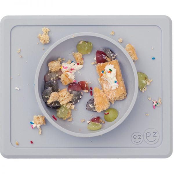 EarthHero - ezpz Silicone Mini Bowl - 3