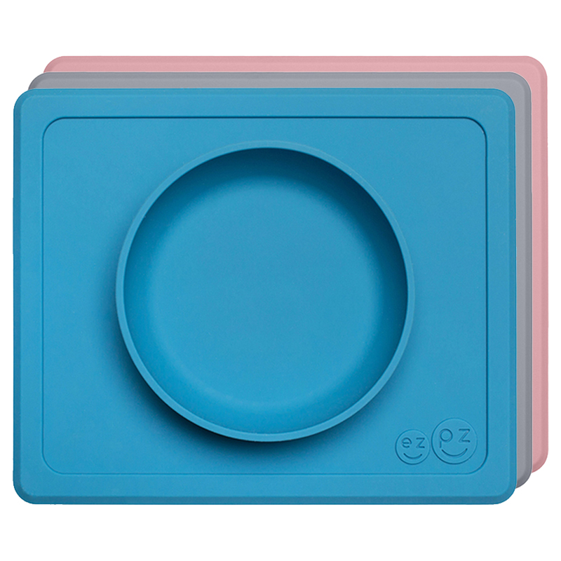 EarthHero - ezpz Silicone Mini Bowl - 1