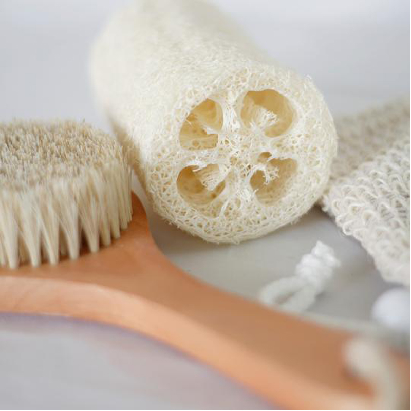 EarthHero - Natural Loofah Sponge - 2