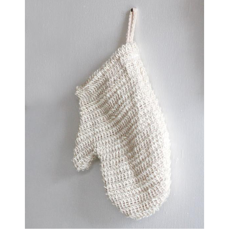 EarthHero - Sisal Shower Mitt - 3