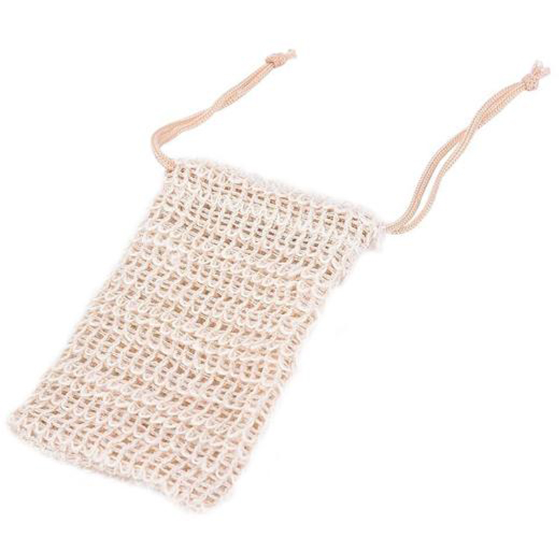 EarthHero - Sisal Soap Saver Bag - 5