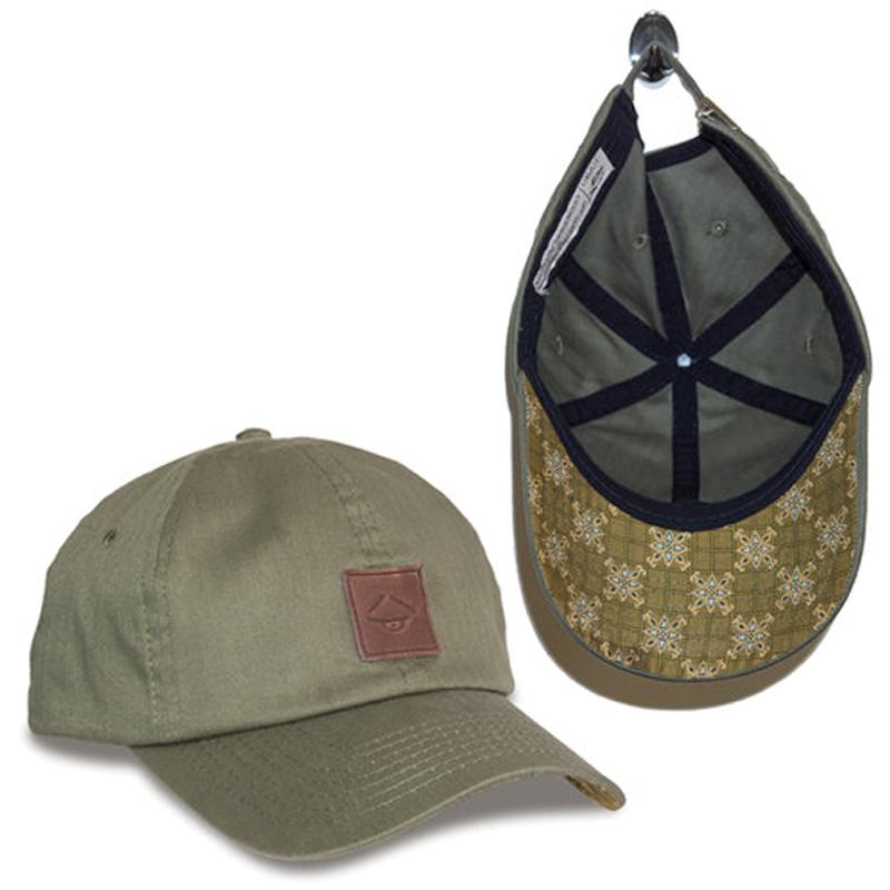 03377817 Ratu Adjustable Baseball Cap   Topiku   Shop Sustainable Hats!