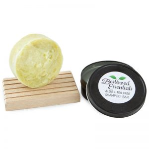 EarthHero - Natural Aloe & Tea Tree Shampoo Bar - 1