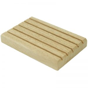 EarthHero - Reclaimed Wooden Soap Dish - 1