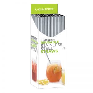 EarthHero - Bulk Stainless Steel Straws 1