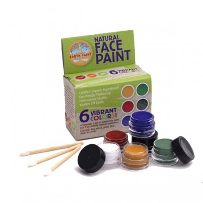 EarthHero - Non-Toxic Children's Facepaint | EcoPiggy | Eco-Friendly Baby - 1