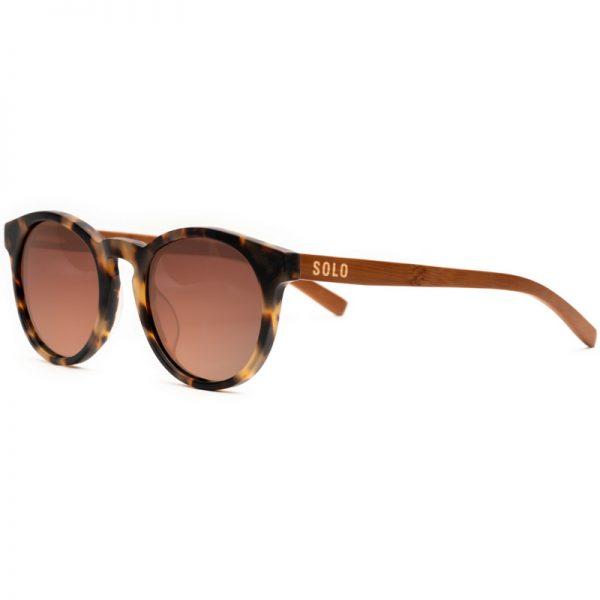 EarthHero - Mali Bamboo Polarized Sunglasses - 1