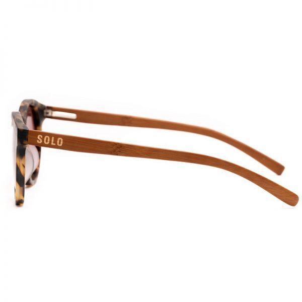 EarthHero - Mali Bamboo Polarized Sunglasses - 3